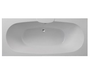 Nebraska 1700x750 Bath with Option 5 Whirlpool - C2B Trade Store