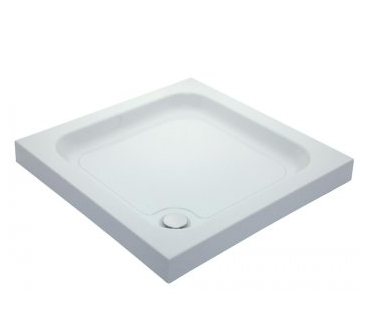 QX80mm Cast Stone Square Tray - C2B Trade Store