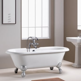 Romeo 1500x750 Freestanding Bath Only - C2B Trade Store