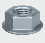 Hex Nut DIN 934 & 267-4 - BZP - C2B Trade Store