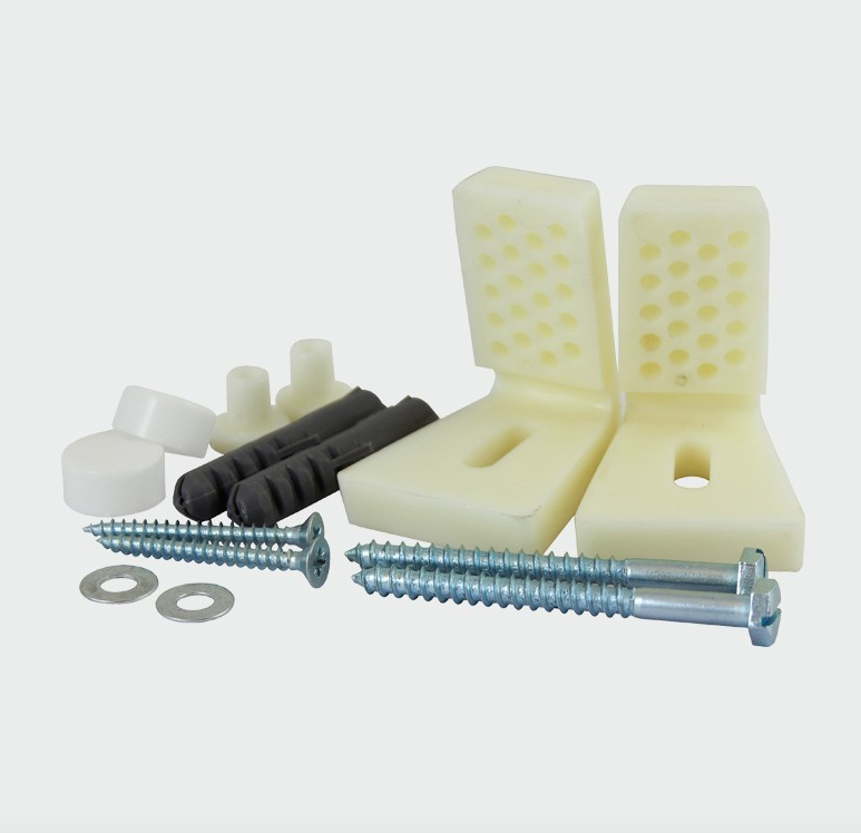WC & Bidet Fixing Kit - C2B Trade Store