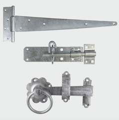 Side Gate Kit Ring HDG