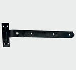 Cranked Band Hook Plate Black - C2B Trade Store