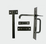 Medium Suffolk Latch Black - C2B Trade Store