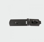 Heavy Swivel Hasp-Staple BLK - C2B Trade Store