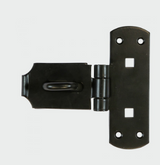 Heavy Vertical Hasp-Staple BLK - C2B Trade Store