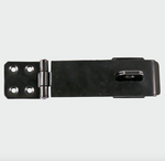 Safety Hasp-Staple BLK - C2B Trade Store