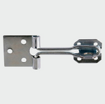 Wire Pattern Hasp-Staple Zinc - C2B Trade Store