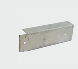Gravel Board Clip Galv - C2B Trade Store