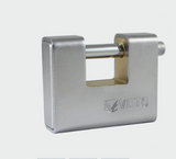Veto Armoured Brass Padlock - C2B Trade Store