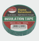 PVC Insulation Tape - Green - C2B Trade Store