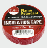 PVC Insulation Tape - Red - C2B Trade Store
