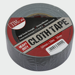 Heavy Duty Cloth Tape - Silver - C2B Trade Store