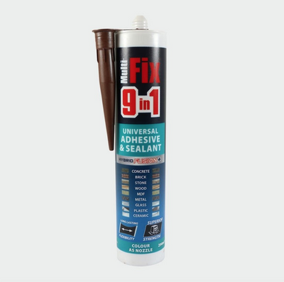 9in1 Adhesive & Sealant Brown - C2B Trade Store