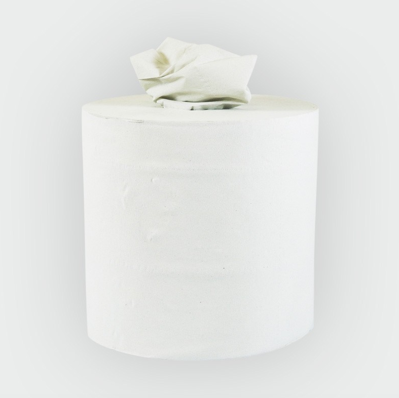Shield Centrefeed Rolls - White - C2B Trade Store