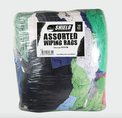 Shield Assorted Wiping Rags