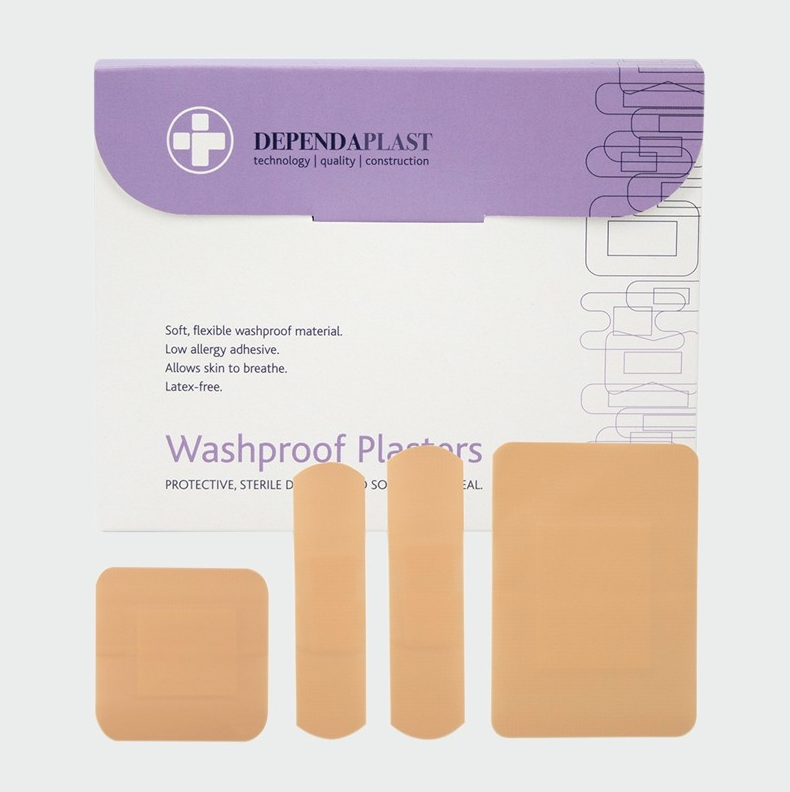 Washproof Plasters - C2B Trade Store