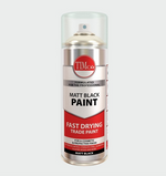 Finishing Paint - Matt Black - C2B Trade Store