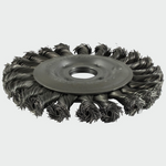 Hole Wheel Brush-Twist Steel - C2B Trade Store