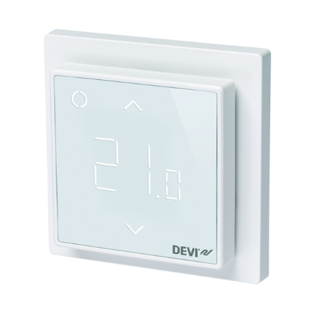 DEVIreg Smart Programmable Thermostat (Polar White) - C2B Trade Store