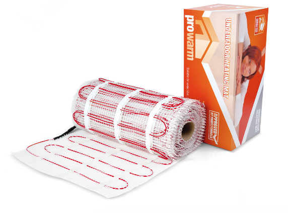 ProWarm™ Electric underfloor heating 150w sticky mat kit - C2B Trade Store