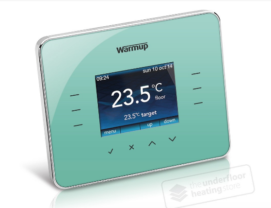 Warmup 3iE Thermostat - Madison Blue - C2B Trade Store