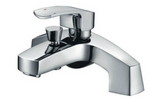 Alpi Deck-Mounted Bath Shower Mixer inc. Shower Kit - C2B Trade Store