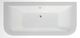 Kansas 1700 x 750 Bath with Option 6 Whirlpool - C2B Trade Store