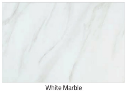 Alpha Wall Panelling - White Marble - C2B Trade Store
