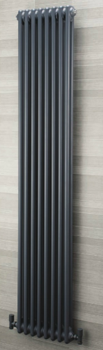 Sofia Towel Rail - Anthracite - C2B Trade Store