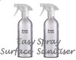 "Easy Spray Surface Sanitiser 5L Refill Pack (refill packs only available if you have purchased a ""Bottle For Life"")"