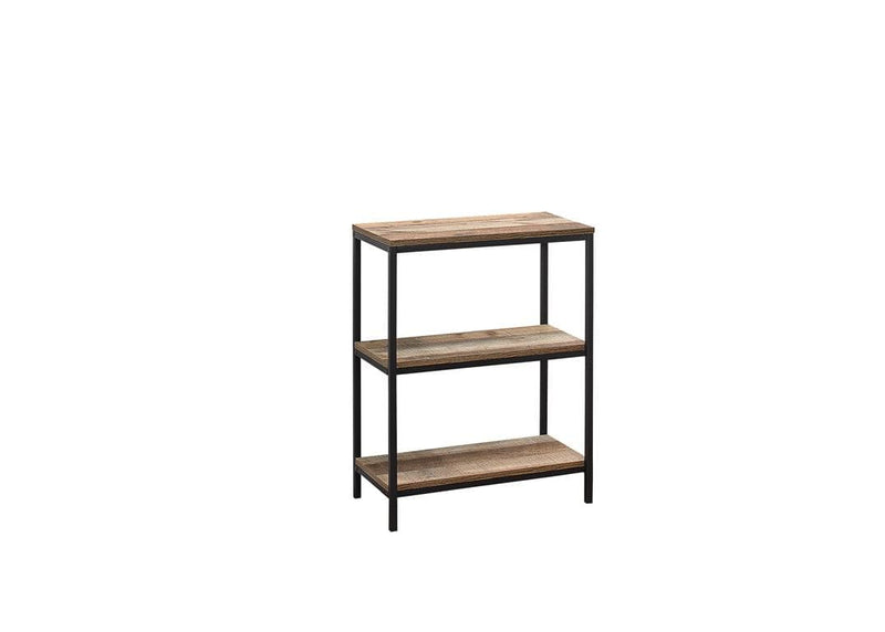 URBAN 3 TIER BOOKCASE RUSTIC - C2B Trade Store