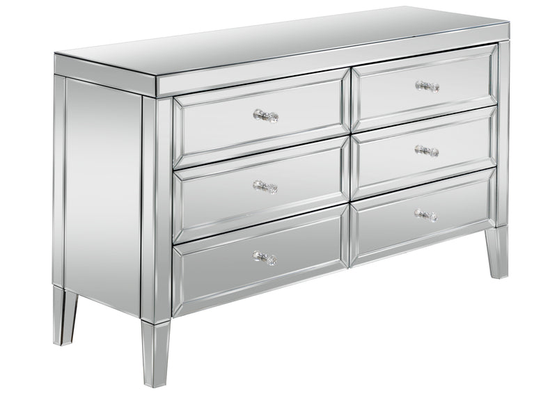 VALENCIA 6 DRAWER CHEST - C2B Trade Store