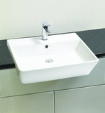 Verona Semi-Recessed Basin (1TH) - C2B Trade Store