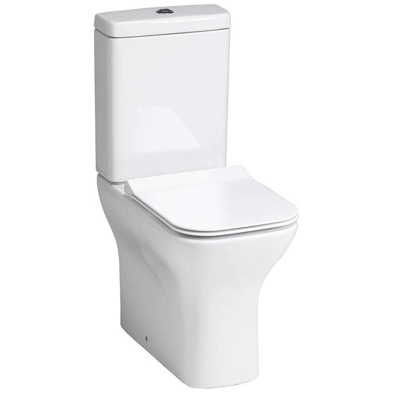 QX Cornell Elevated WC including Soft Close Seat - C2B Trade Store
