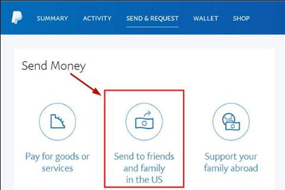 Send money across the world without fee Via Paypal(Dealer)