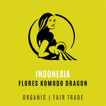 Organic Indonesia Flores Komodo Dragon *FT* - Fortuna Coffee