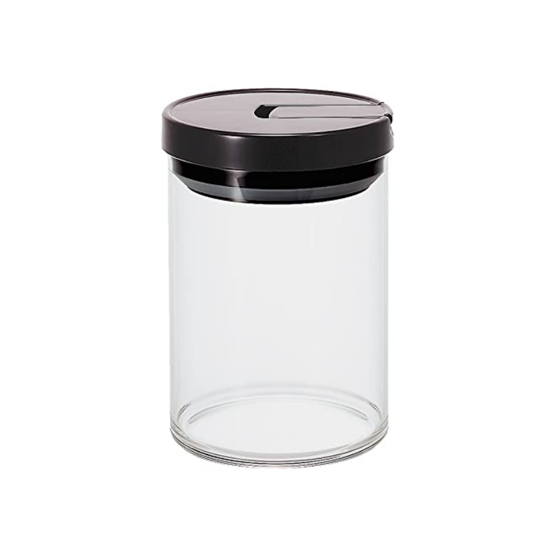 Hario Glass Coffee Storage Canister - Fortuna Coffee