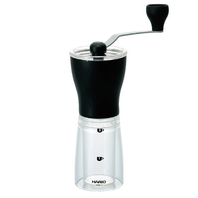 Hario Mini Mill Slim Coffee Grinder - Fortuna Coffee