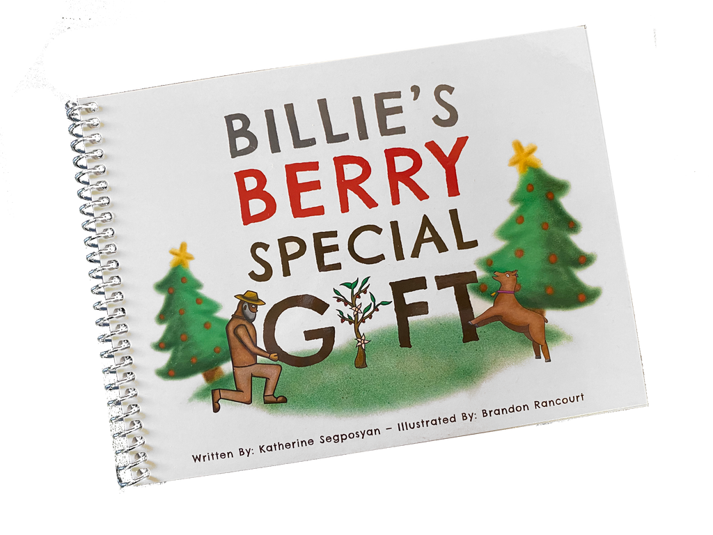 Billie's Berry Special Gift - Fortuna 2020 Christmas Book - Fortuna Coffee
