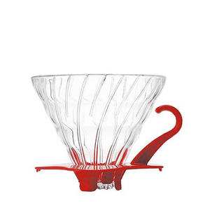 Hario V60 Glass Dripper - Fortuna Coffee