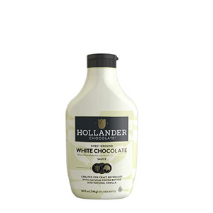 Hollander Sweet Ground White Chocolate - 14 oz - Fortuna Coffee