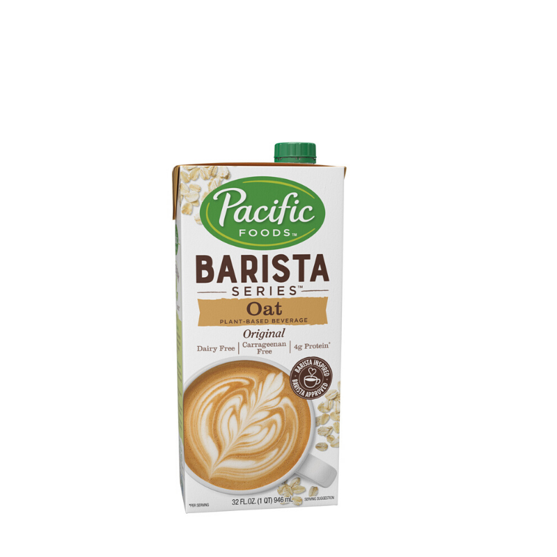Pacific Barista Series Oat Milk - Fortuna Coffee