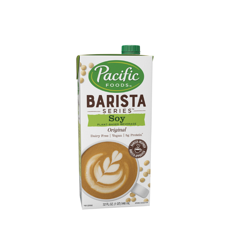 Pacific Barista Series Soy Milk - Fortuna Coffee
