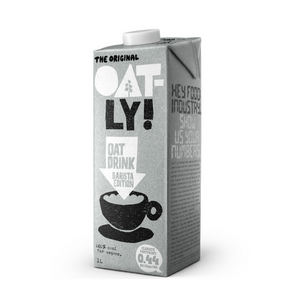Oatly Barista Edition - Fortuna Coffee