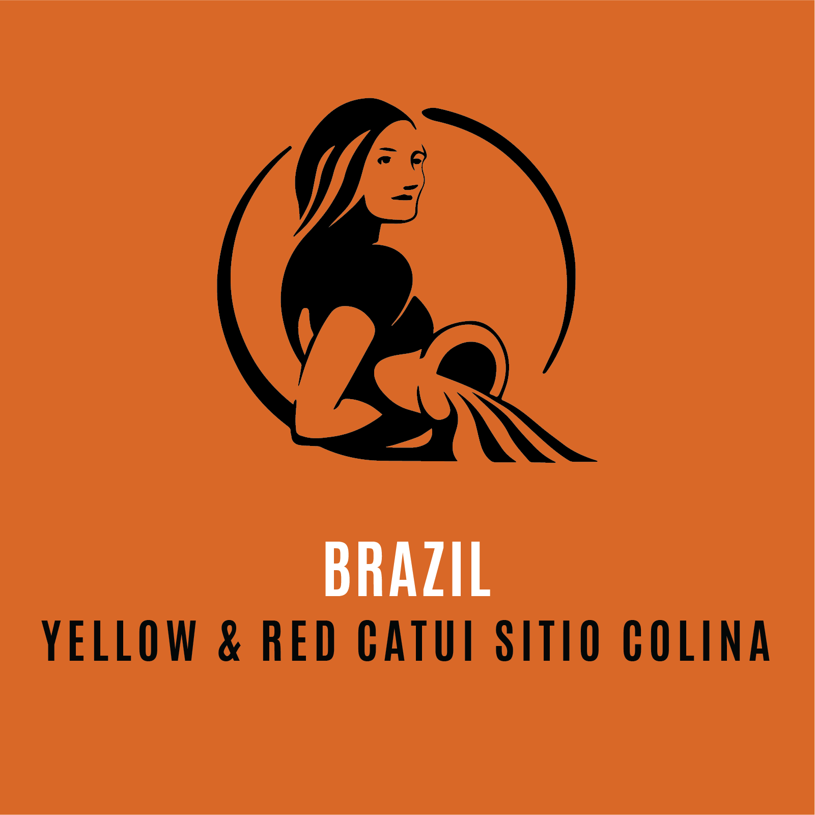 "Brazil Natural Yellow & Red Catui ""Sitio Colina"" - Fortuna Coffee"