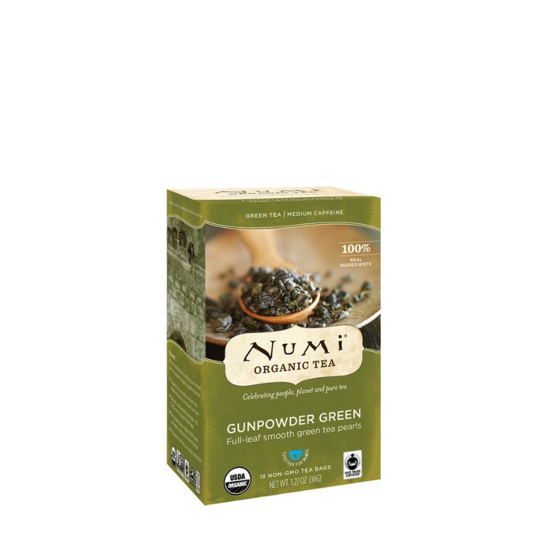 Numi Gunpowder Green - Fortuna Coffee