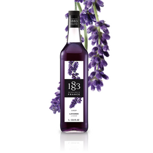 1883 Lavender Syrup - Fortuna Coffee