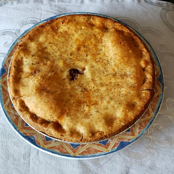 Big Sky Pie French Tourtiere - 10 Inch (Frozen)