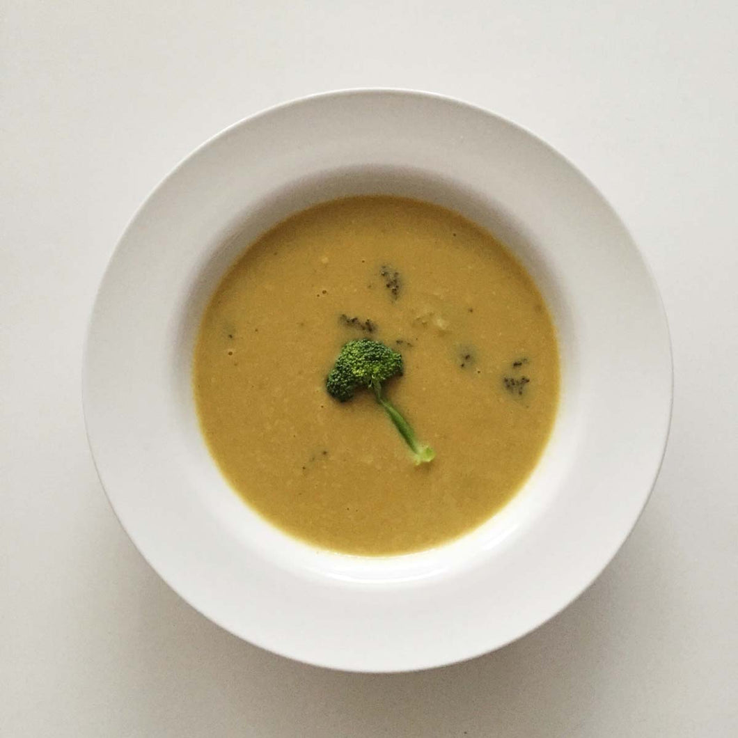 Broccoli Cheddar Soup (1L) - Frozen